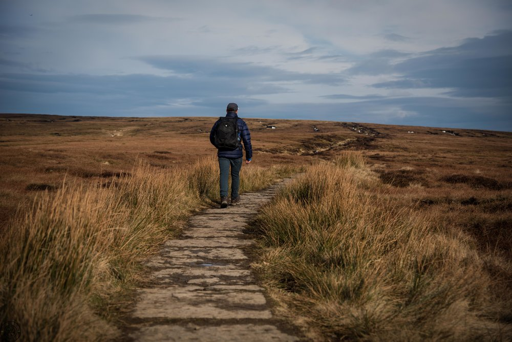 The Pennine Way - Bleaklow