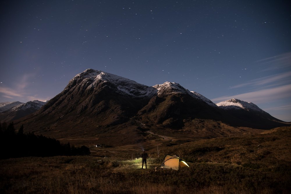 Tranquility.   Scotland