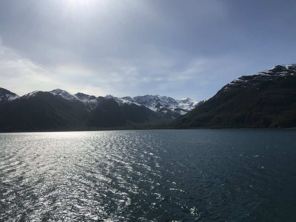 Disenchantment Bay, Alaska - May 28th, 2018