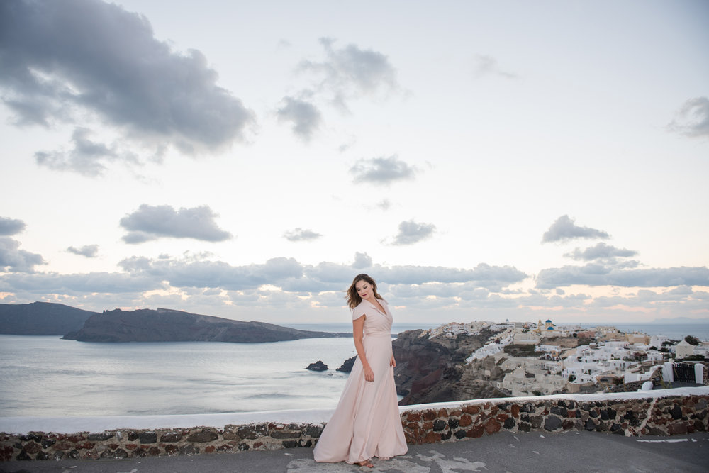 Photo credit: Ioannis of Santorini through Flytographer