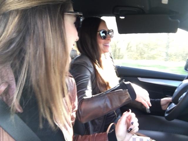 Road trip shenanigans