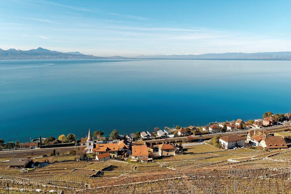 Geneva & Lausanne -