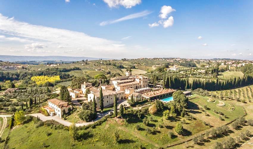 Tuscany - .