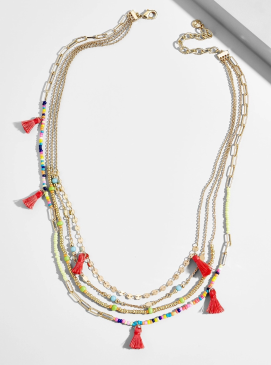 Rida Layered Necklace $38.00