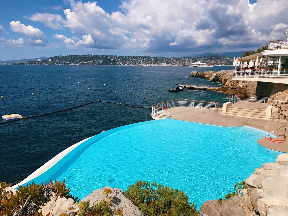 Hotel du Cap-Eden-Roc in Antibes