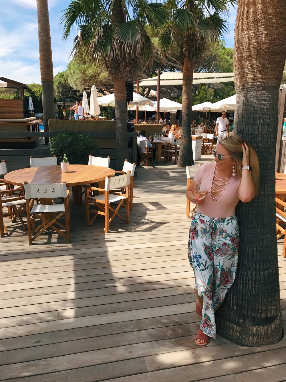 All-You-Can-Eat Brunch at Nikki Beach St Tropez