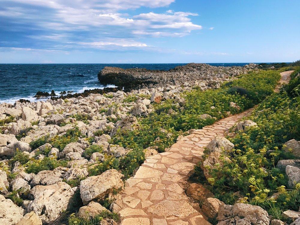 Cap D'Antibes Hiking Trail