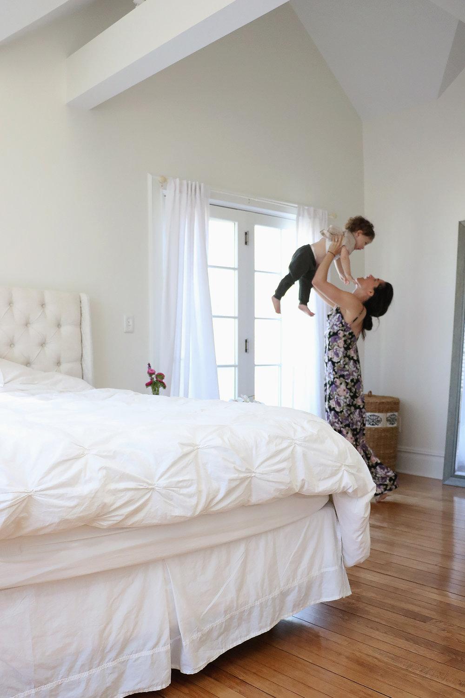 Master bedroom ^