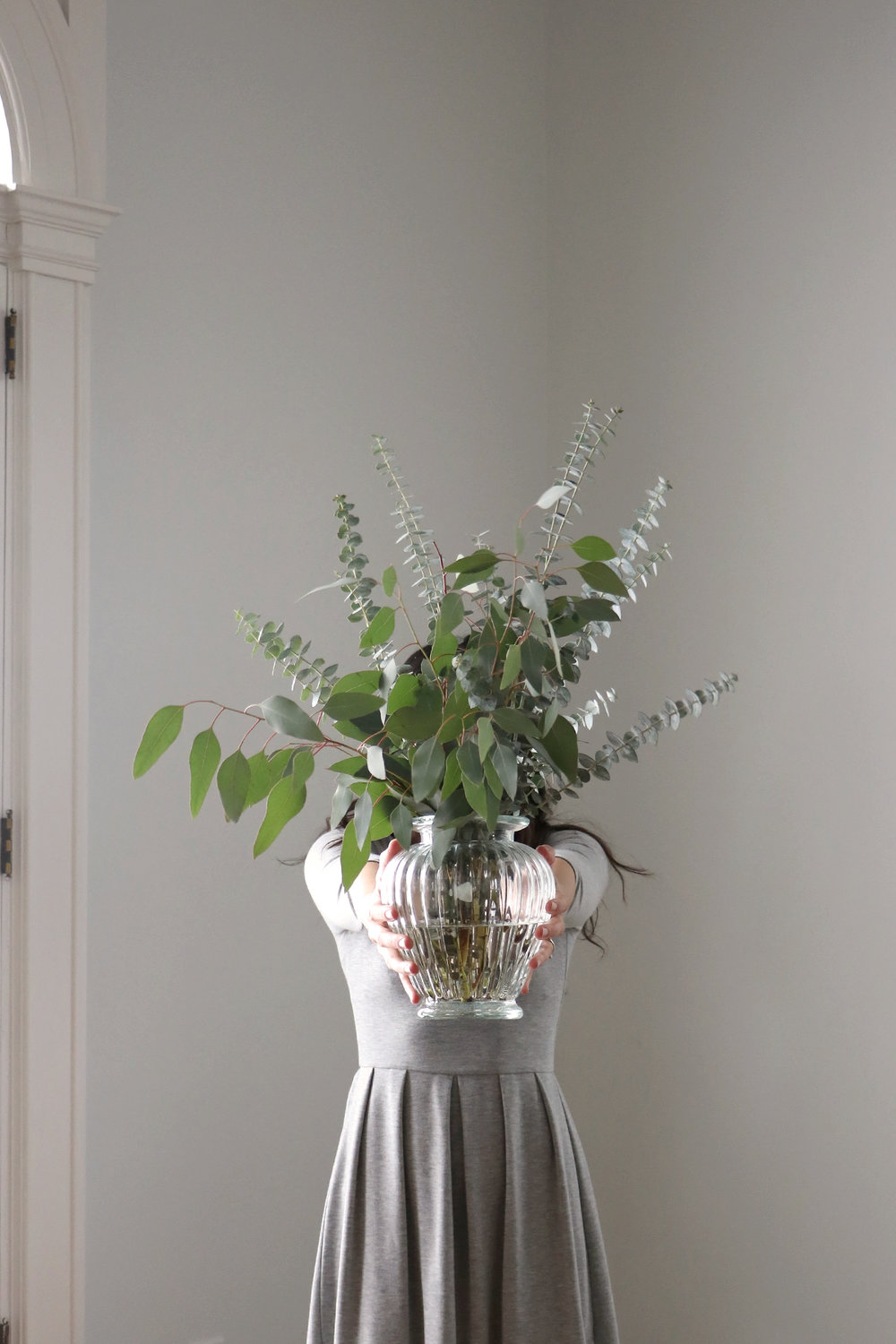 Eucalyptus: My Favorite Winter Greenery + 4 Ways to Style it in the Home