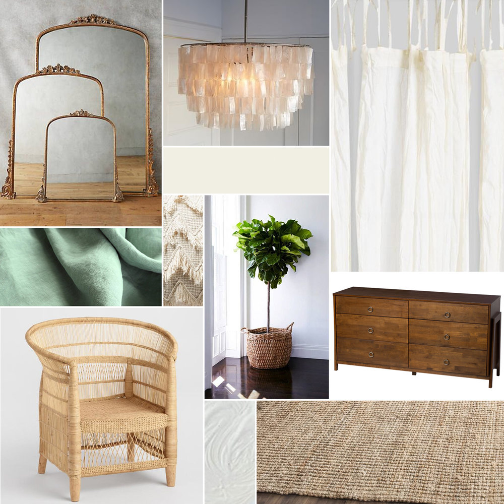 decorating/designing a room from scratch | root + dwell