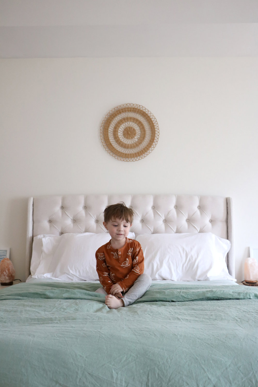master bedroom refresh reveal | root + dwell