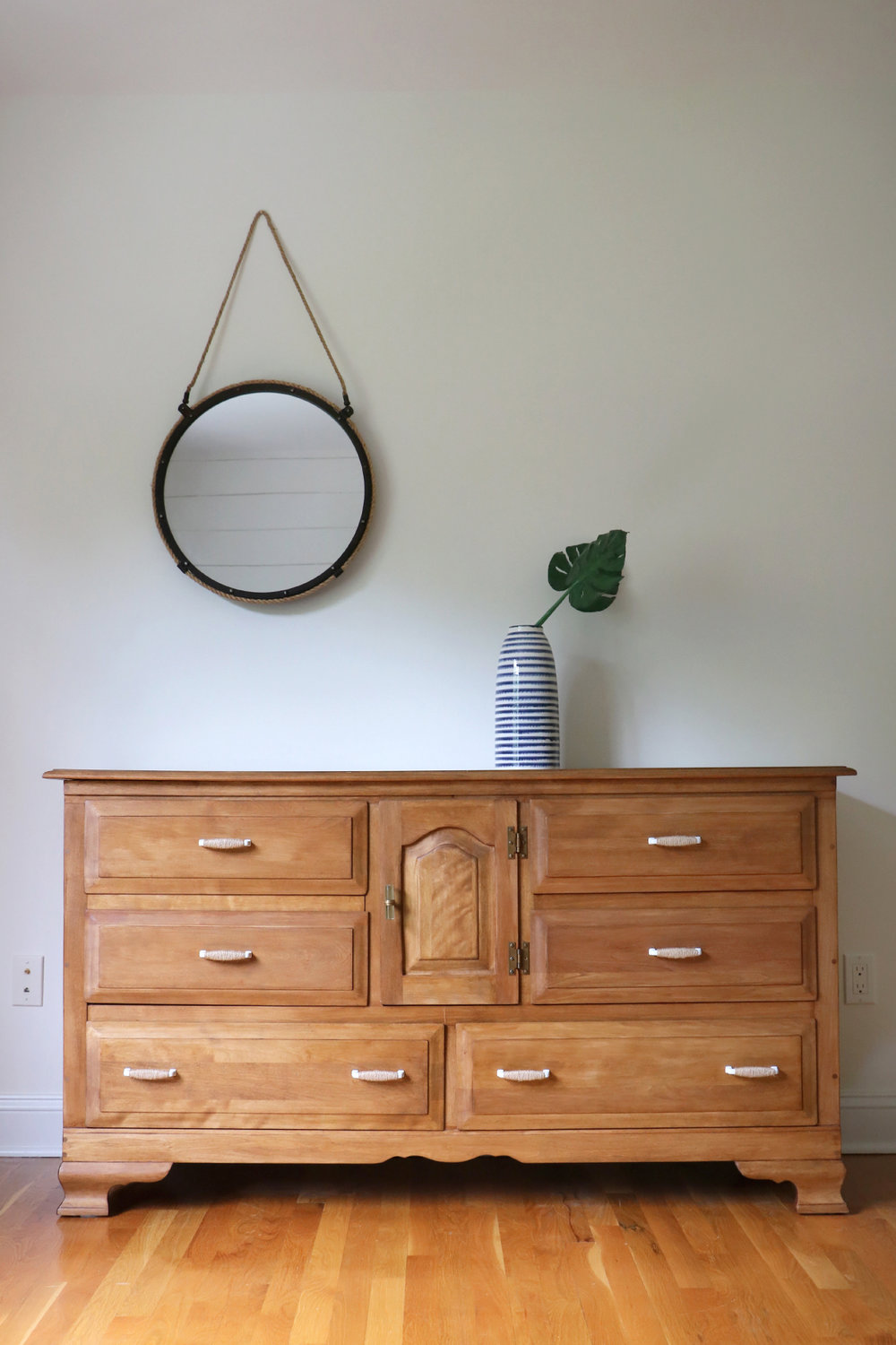 boy's bedroom dresser refresh | root + dwell