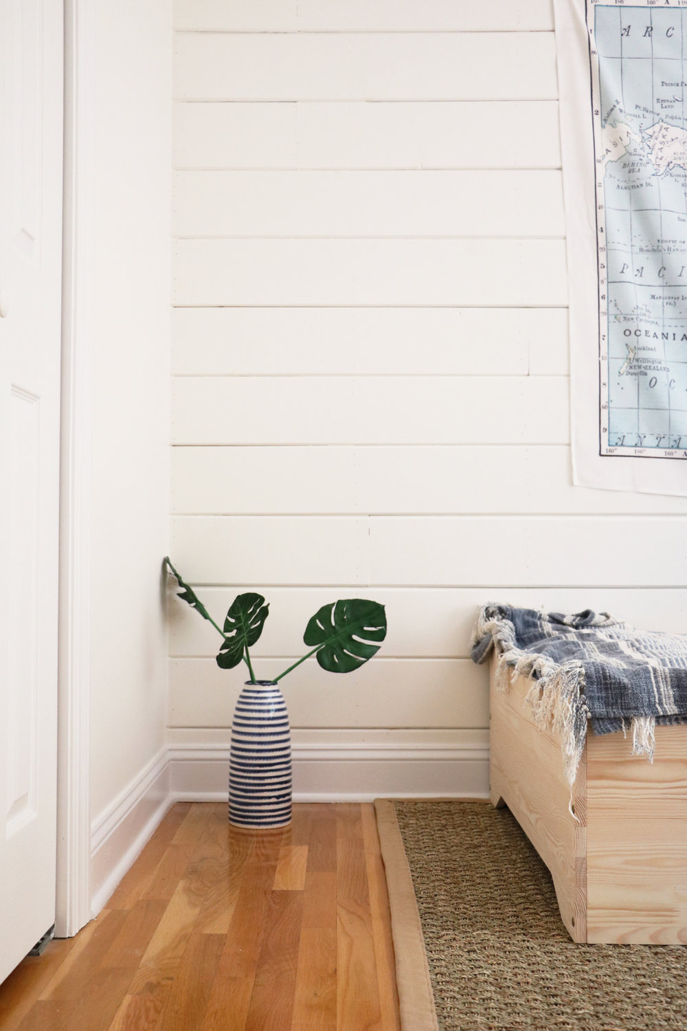 toddler boy bedroom reveal | root + dwell