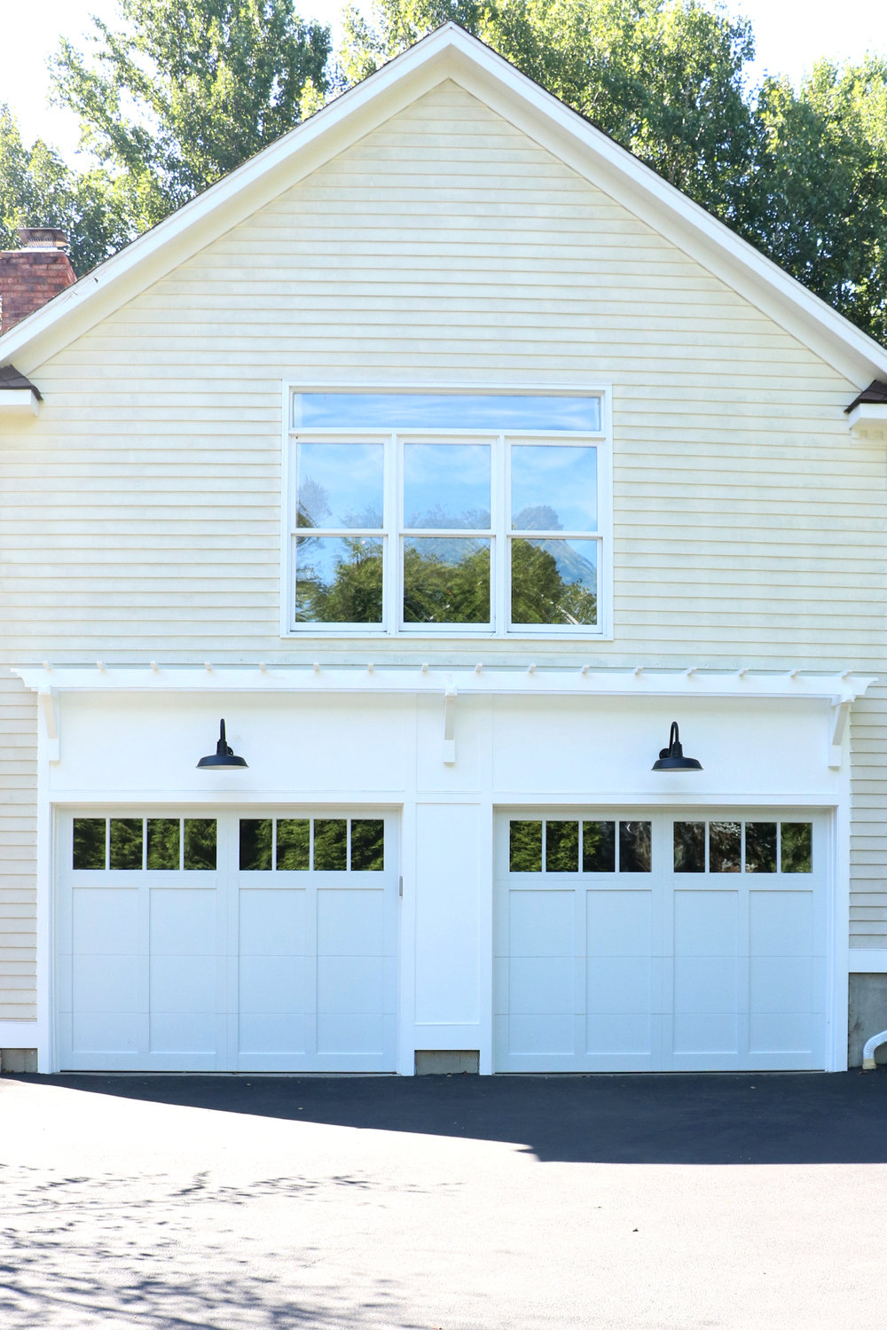 Custom Garage Exterior Project Reveal | root + dwell