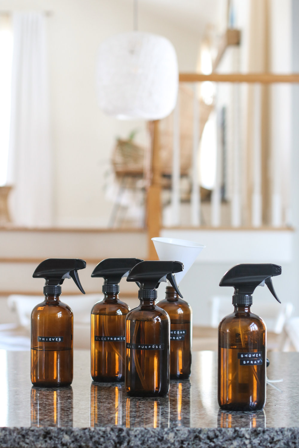 my most used homemade cleaners | root + dwell
