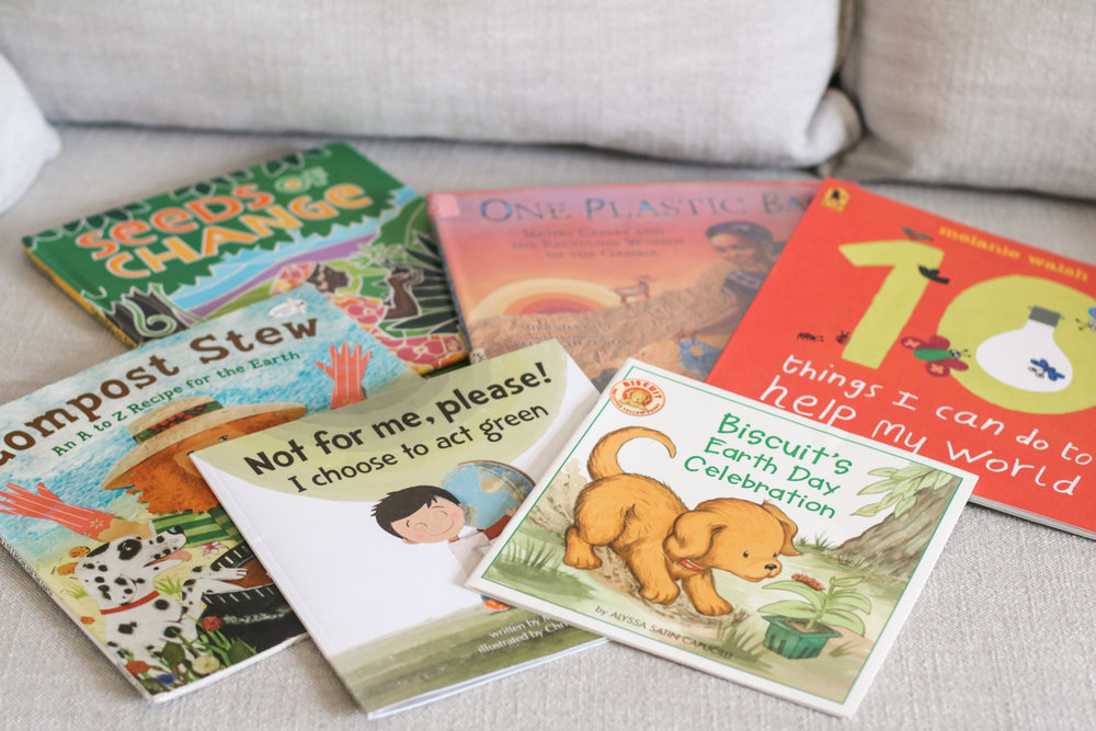 6 Children's Books Perfect for Earth Day | root + dwell