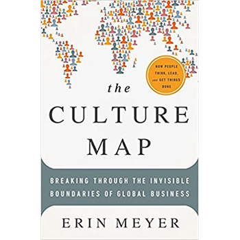 Erin Meyer identifies 8 dimensions of cultural difference that can hinder international business efforts, and provides strategies for cross-cultural business success, all based on real-world examples.   Learn more here