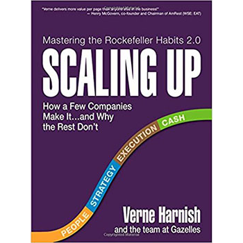 Consider Verne Harish's updated classic the primer on navigating the complexities of scaling a business successfully.   Learn more here