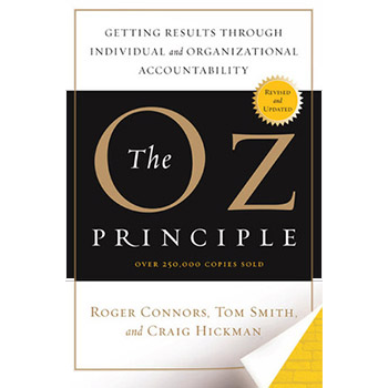 Connors, Smith and Hickman make a powerful case for accountability, and describe how individuals and organizations can adopt a mindset of ownership and empowerment.   Learn more here