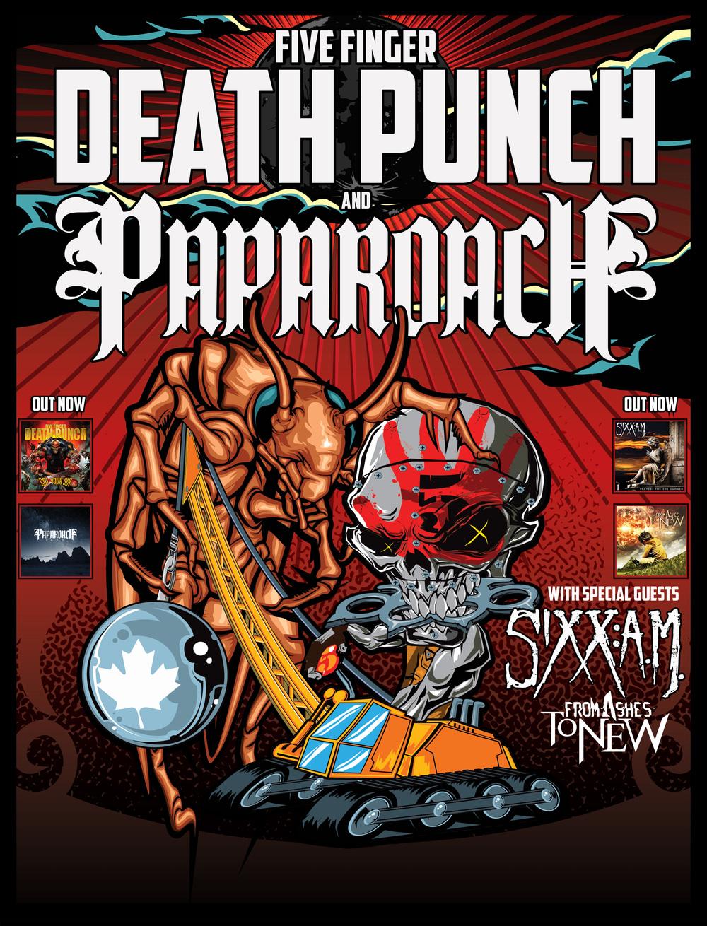 News Papa Roach