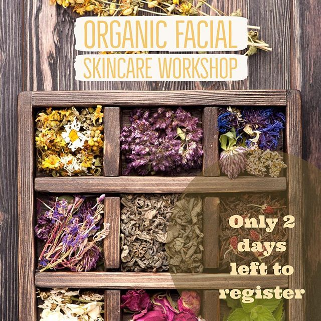 🎄With the holidays approaching, why not make your own gifts for your loved ones. 🎁This is the time to learn how to make gorgeous facial oils, hydrating toners or even a multifunctional balms which you can then recreate in your own home again and again. The next facial skincare workshop is on 8th December (3:00pm-6:00pm) in Plymouth, UK. 📆 Registration closes at 18:00 UK time on Monday, 3rd November. Don't miss out! Link in bio.