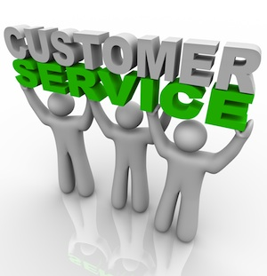 Customer Service available 10am -7pm Monday- Saturday.
