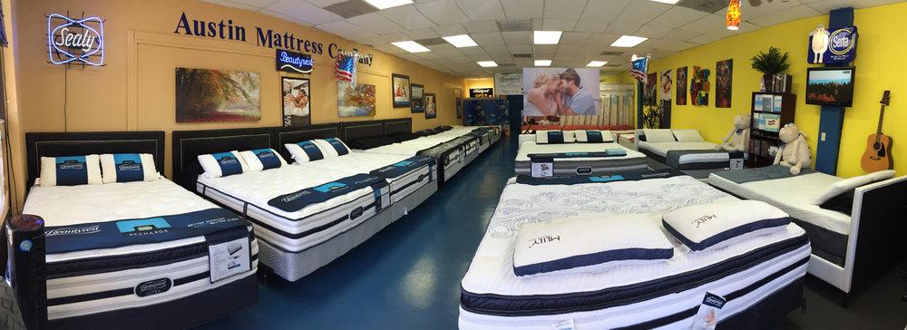 austin mattress store