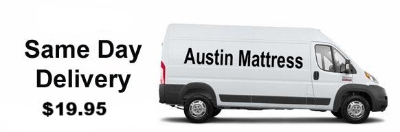 austin discount mattress free delivery truck.jpg