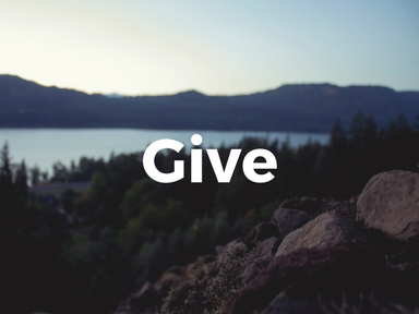 Giving at Broadfording is simple and secure!