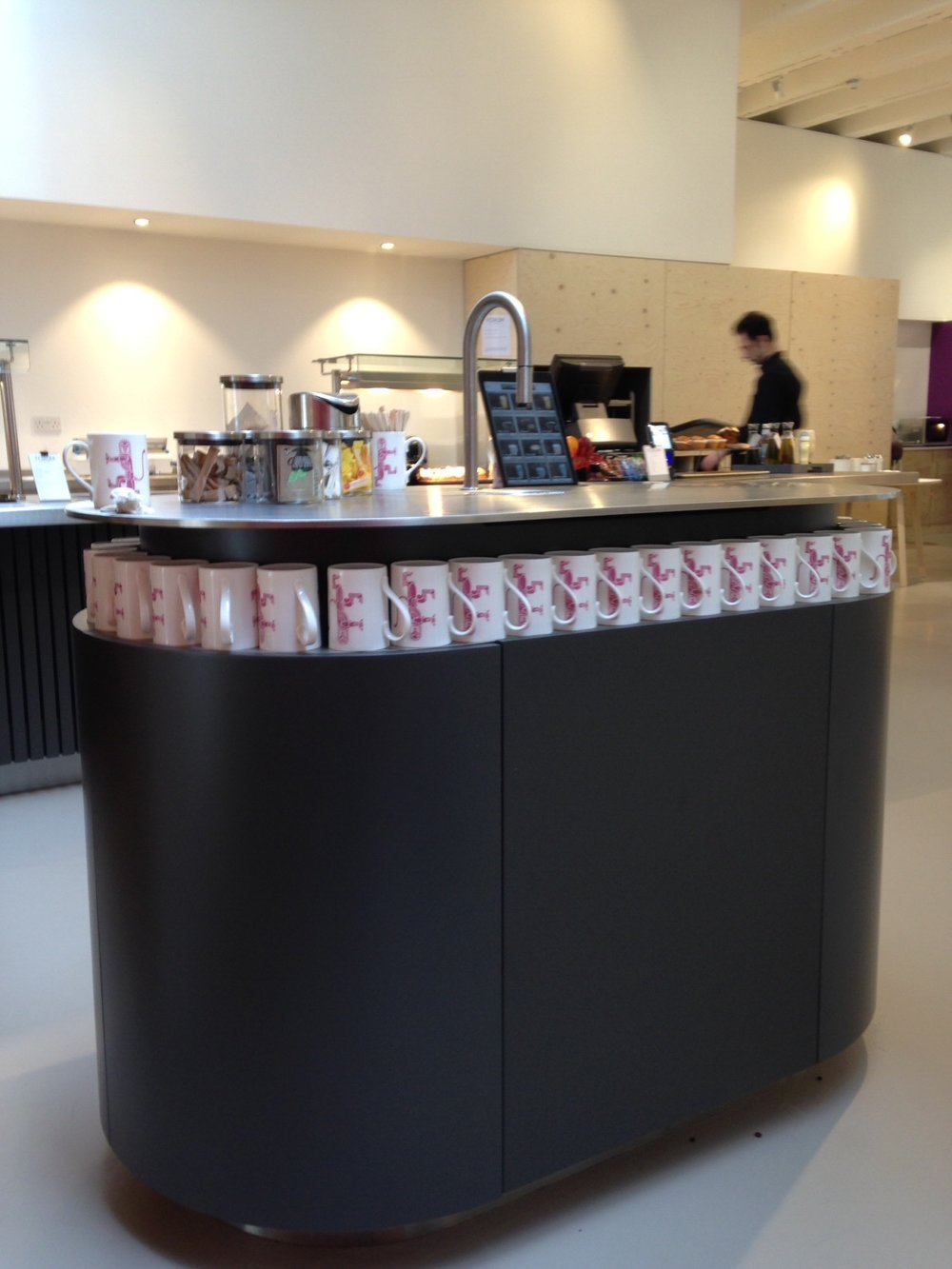 TopBrewer Case Study: Coffee is the center for social