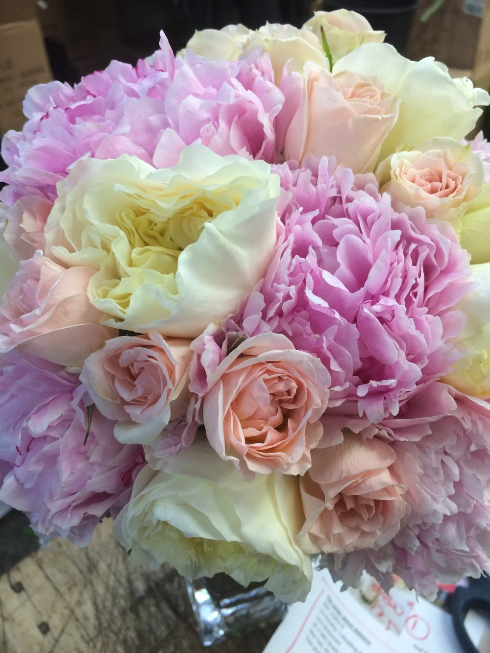 Fragrant, Frilly & Feminine!