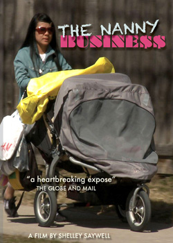 THE NANNY BUSINESS