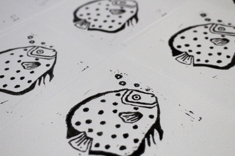 Linocut Fish.jpg