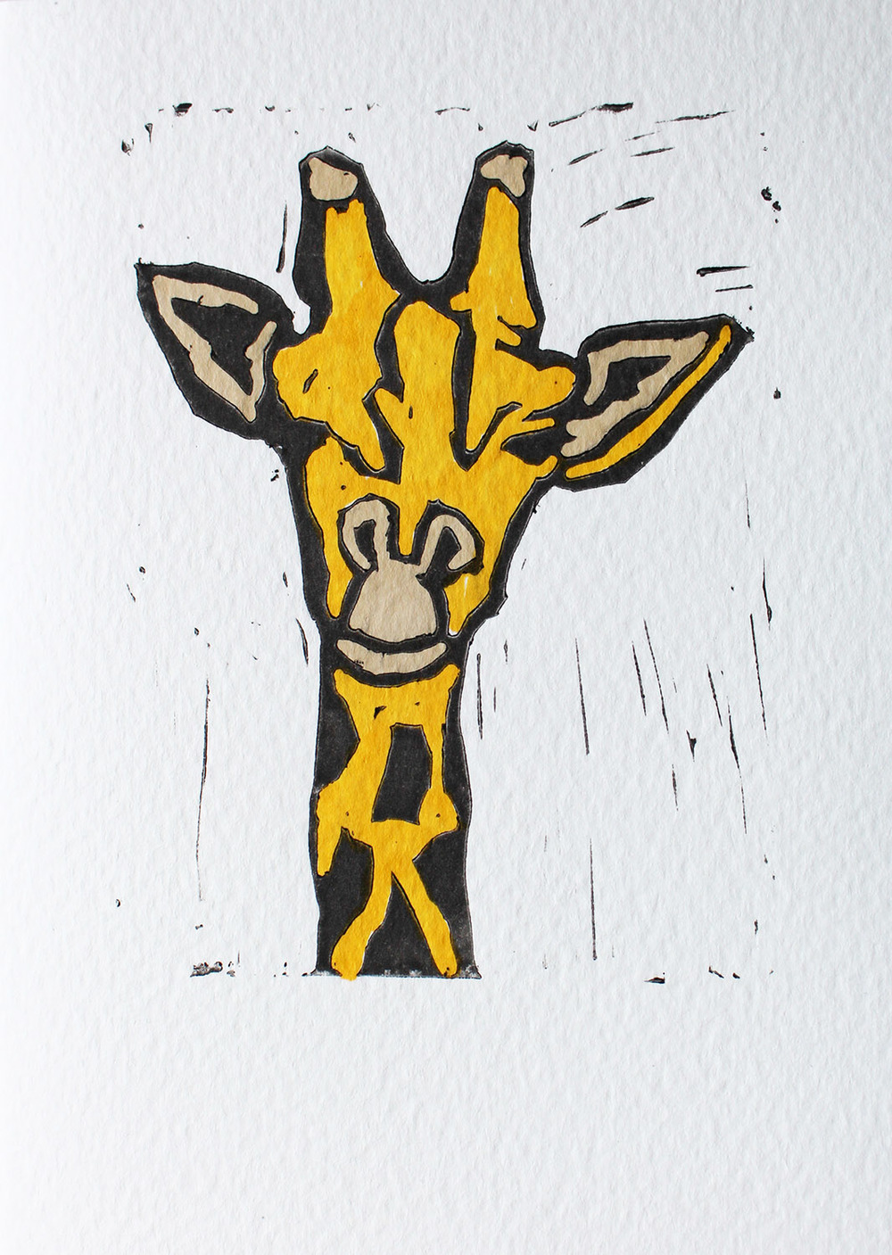 Linocut 2 Giraffe.jpg