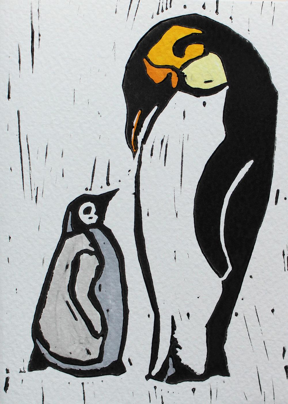 Linocut 2 Penguin.jpg