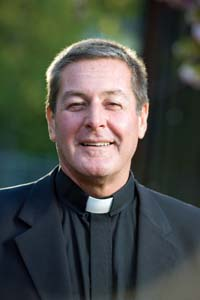 Father Rick Frechette, CP, DO