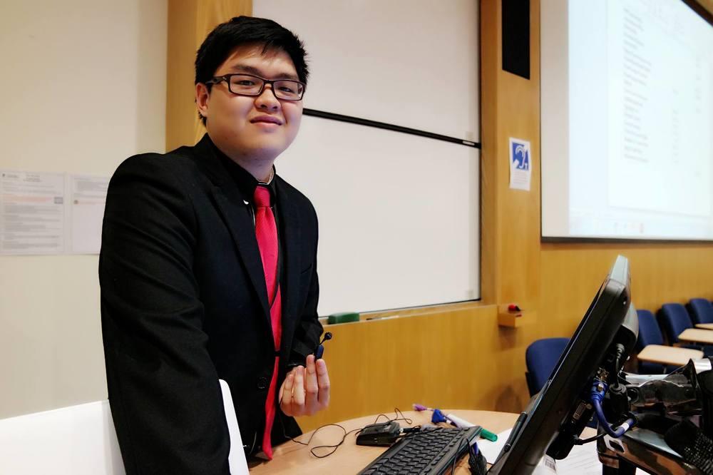 Tock Yee Shuen - President