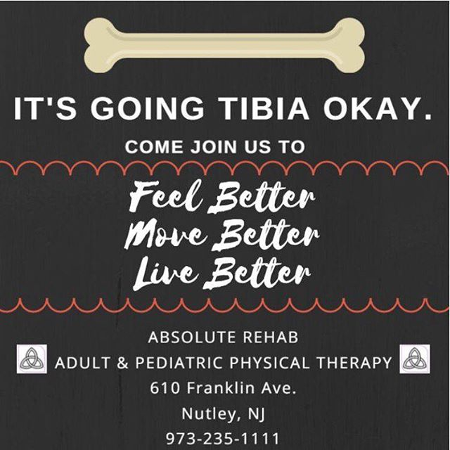 Call us to schedule 973-235-111 💪💪💪 #feelbetter #movebetter #livebetter #getpt1st #exercise #nutley #nutleynj #physicaltherapy #physicaltherapynj #pt #dpt #pta #nutley #nutleynj #physical #therapy #workout