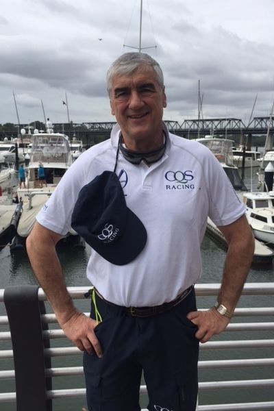 SIR MICHAEL HINTZE (AU) | CO-SKIPPER and SPONSOR