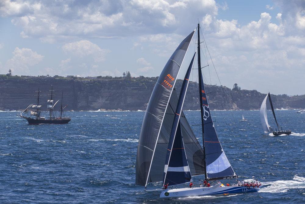 Rolex Sydney to Hobart 2016