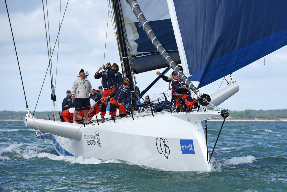 Lendy Cowes Week, Triple Crown Series 2017