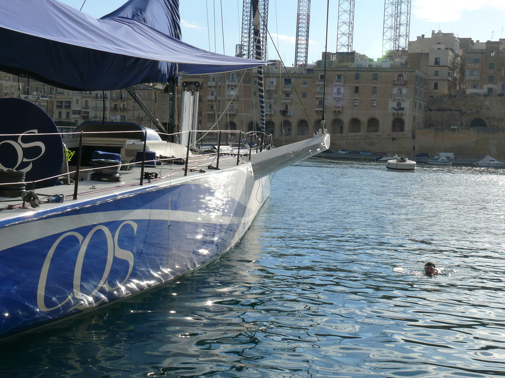 Grand Harbour, Valletta, Malta