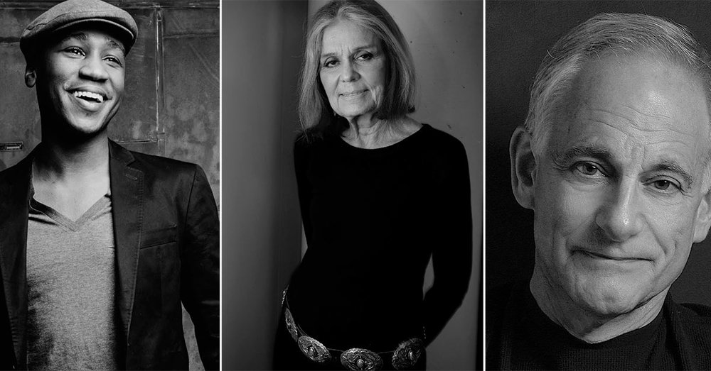 Three writers, Asante, Steinem, and Berendt