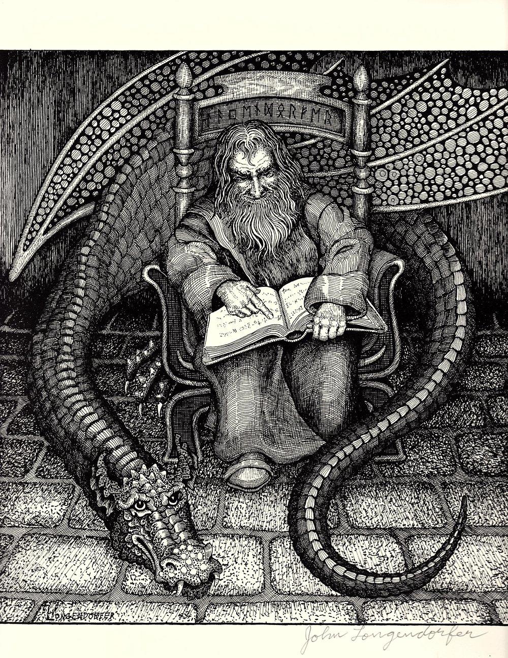 John Longendorfer, Artist