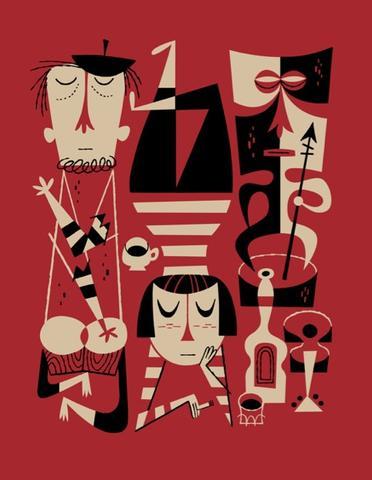 Beat Illustration by Derek Yaniger