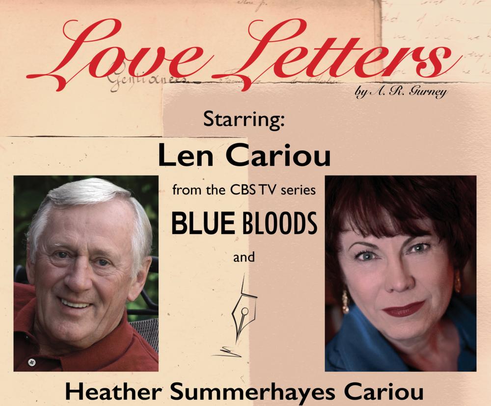 Len Cariou, Heather Summerhayes Cariou