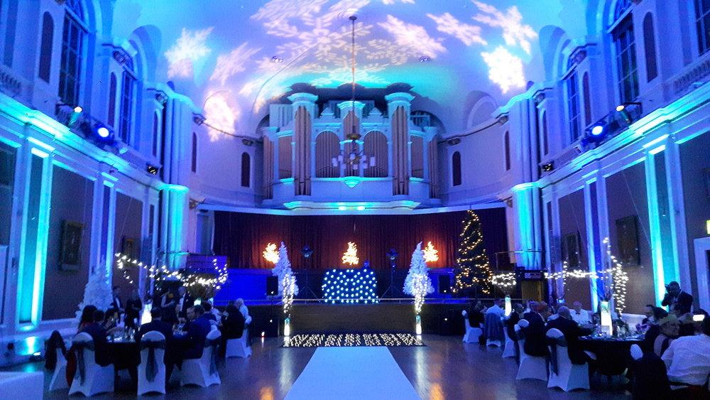 Transversal: - Christmas party