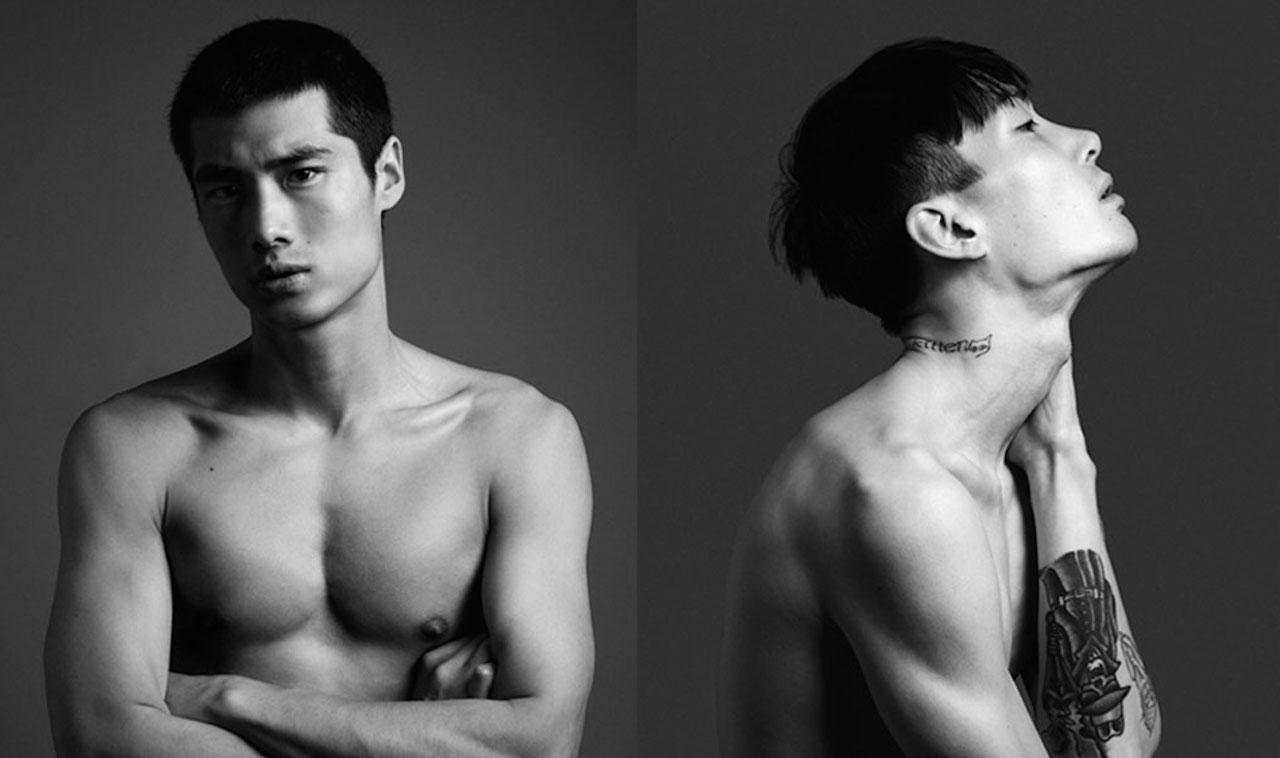 Asian Boy Model 02