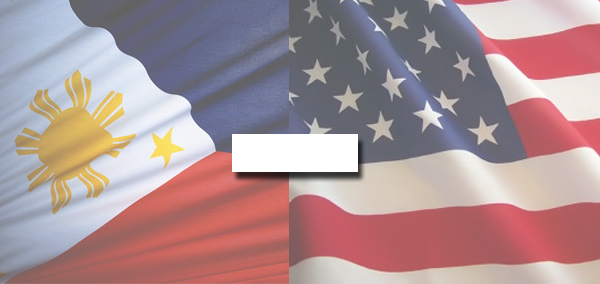 The hyphen acts like a bridge between two cultures: Filipino and American.