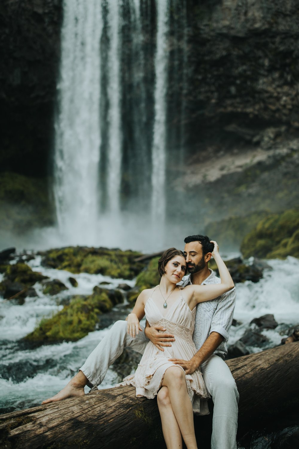 Tamanawas Falls Adventure Engagement Photographers Photography-1.jpg